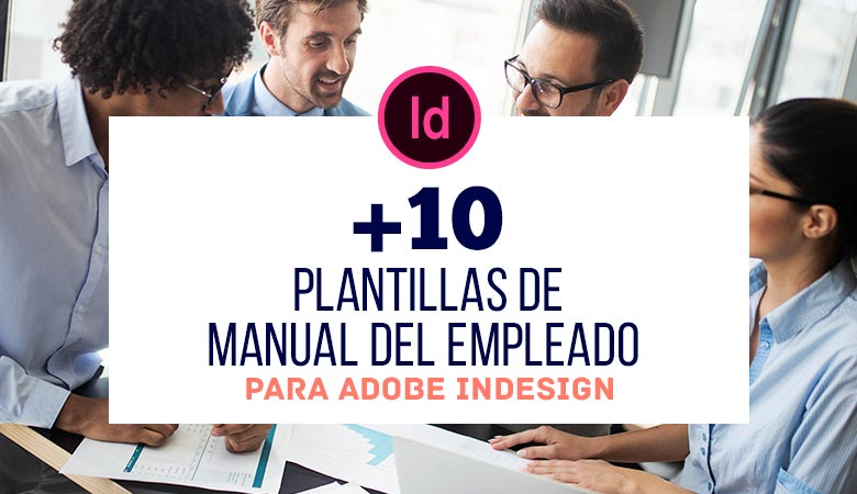 Plantillas de Manual del Empleado para InDesign
