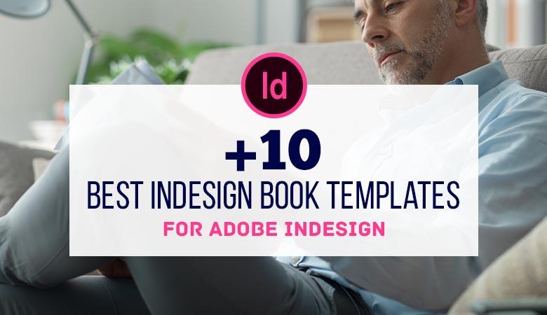 10+ Best InDesign Book Templates (Free & Premium)