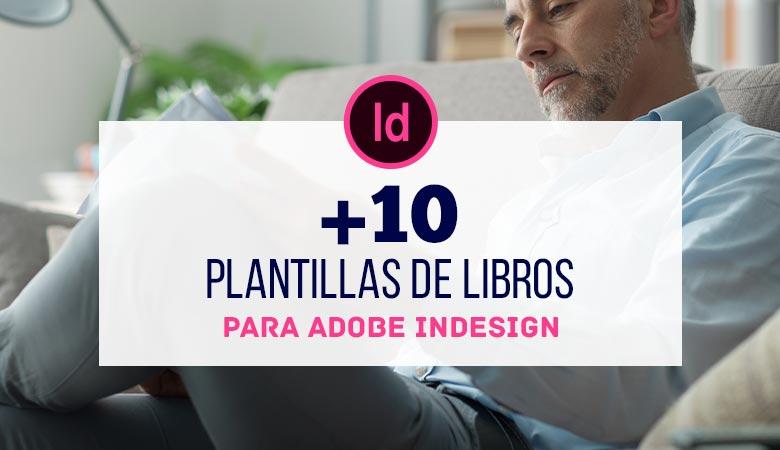 10+ Plantillas de Libros Gratis y Premium para InDesign