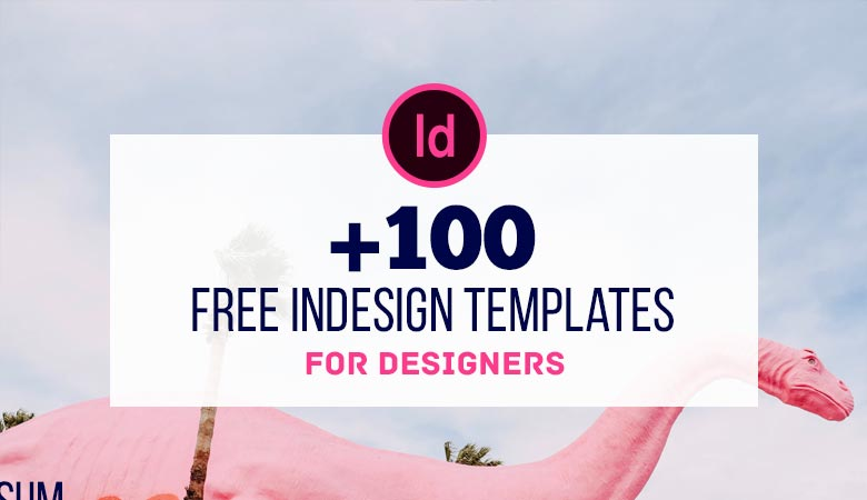 100+ Free InDesign Templates