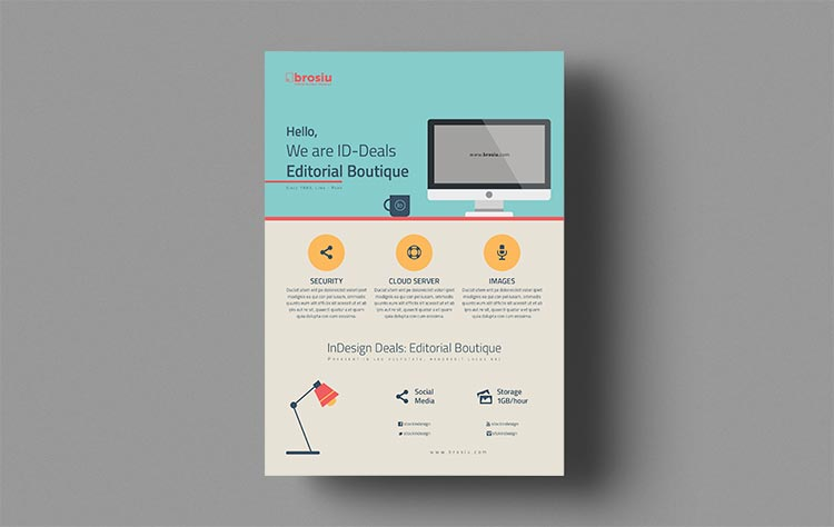 InDesign Flyer Template