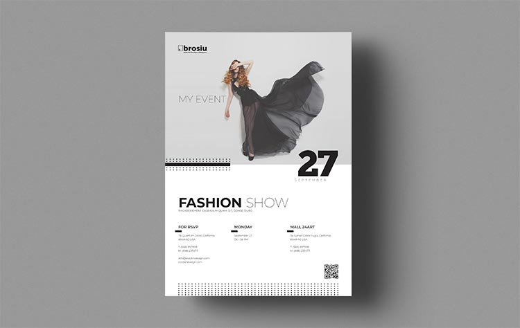 Flyer & Poster Templates for Event